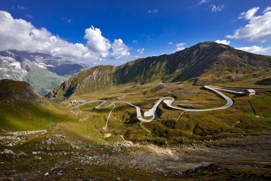 Grossglockner Hochalpenstrasse Ausflugsziele Sommer Wagrain Moabauer