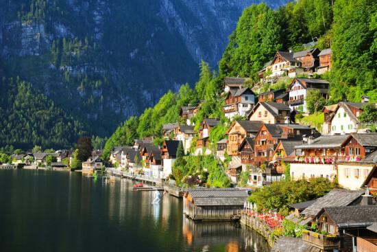 Hallstatt Salzburger Land Salzkammergut Ausflugsziele Wagrain Moabauer