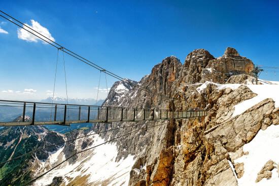 Dachstein Salzburger Land Ausflugsziele Wagrain Moabauer