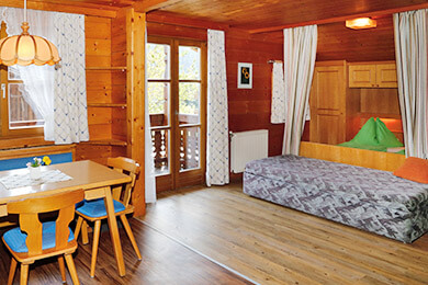 Ferienwohnungen in Wagrain - Moabauer