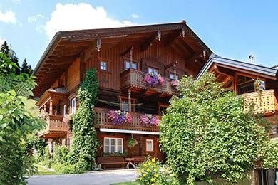 Urlaub am Bauernhof im Salzburger Land - Moabauer Wagrain