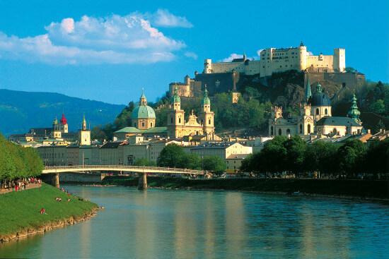 Festung Salzburg Stadt Ausflugsziele Sommer Wagrain Moabauer