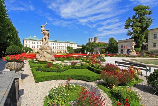 Salzburg Altstadt Ausflugsziele Wagrain Moabauer