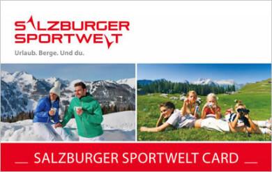 Salzburger Sportwelt Card Moabauer