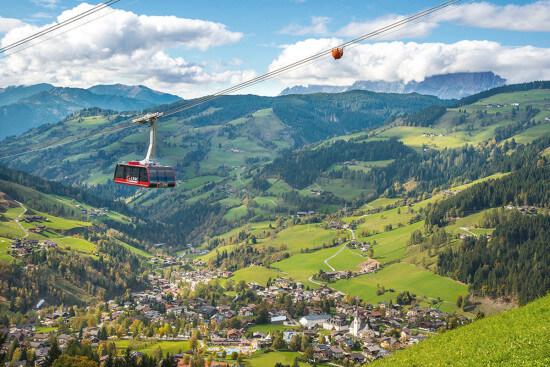 Wagrain G-Link Sommerurlaub im Salzburger Land Wandern Moabauer