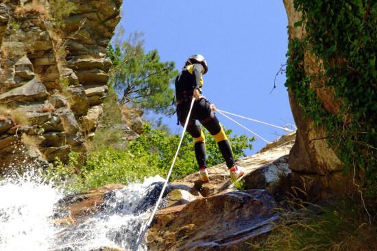 Wandern Ferienwohnung Moabauer Wagrain Kleinarl Klettern Bouldern