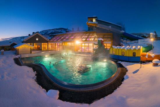 Erlebnisbad Wasserwelt Wagrain Ausflugsziele Moabauer Ferienwohnungen